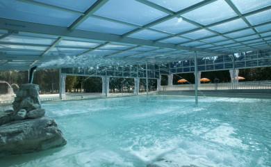 tensostruttura piscina