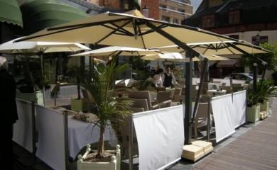 ombrelloni ristorante