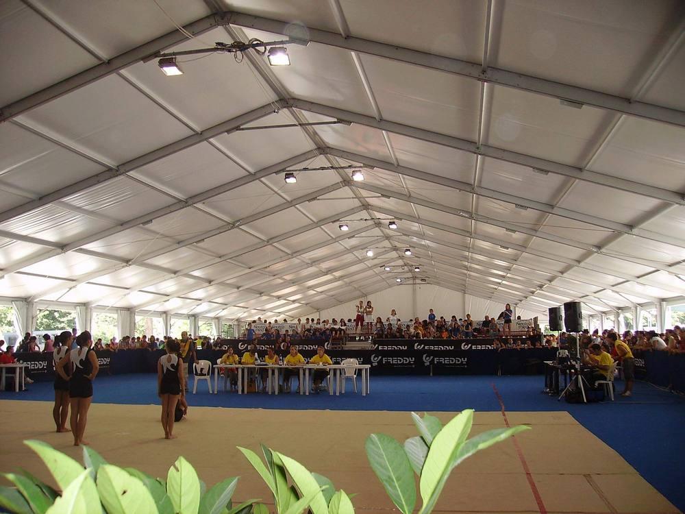 Noleggio Gazebo e Tendoni per Eventi e Manifestazioni