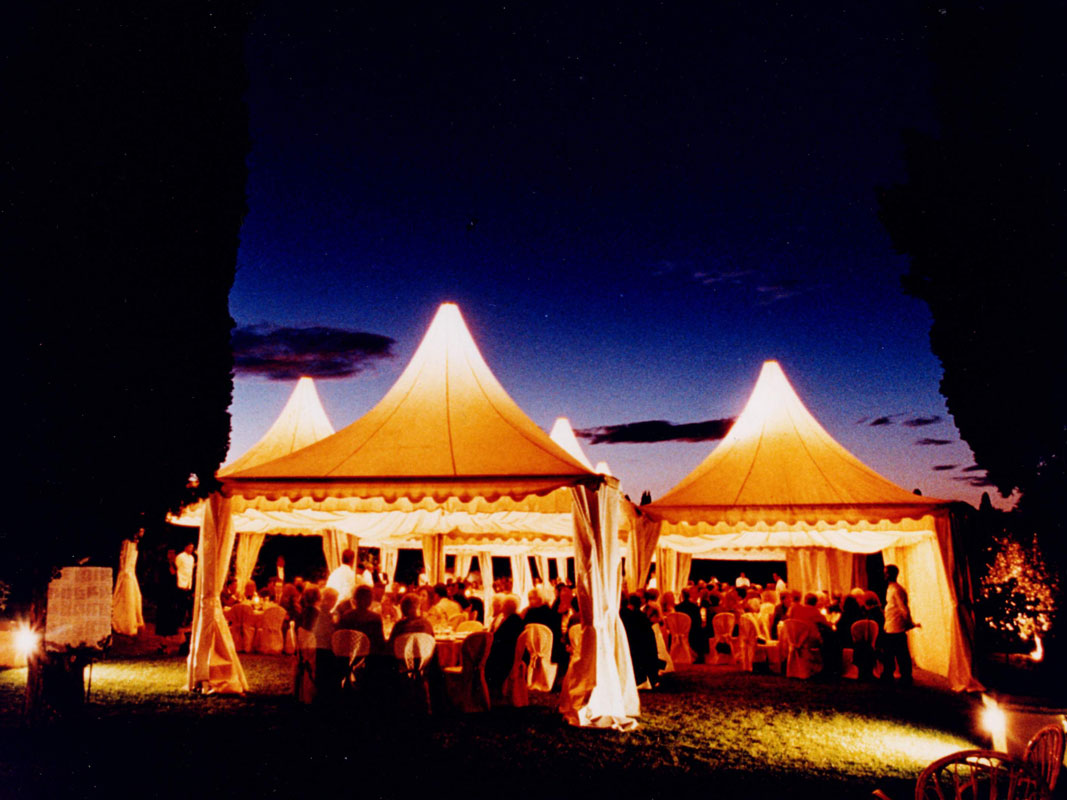 Events, Fairs, Conferences and Weddings